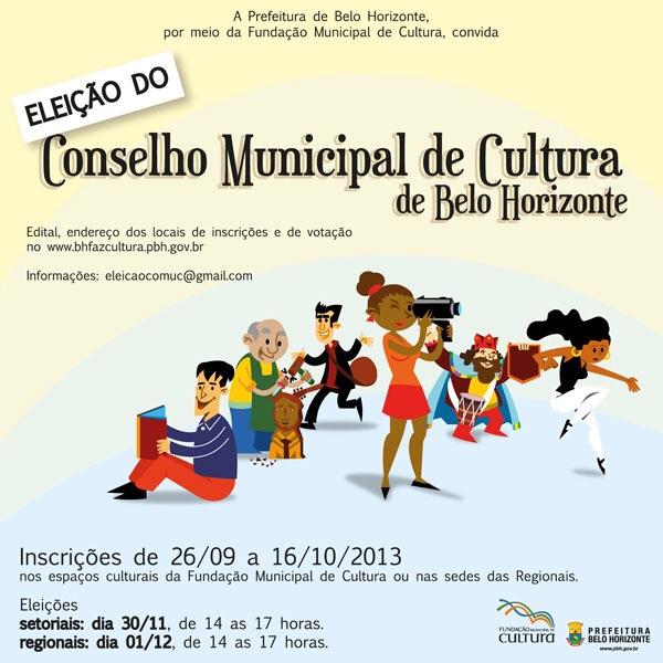 BH - Conselho Municipal de Cultura