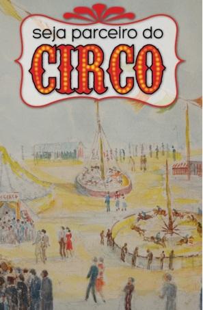 Seja Parceiro do Circo